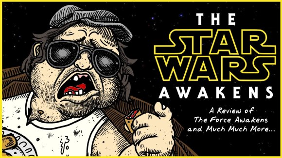 RedLetterMedia - Mr. plinkett's the star wars awakens review