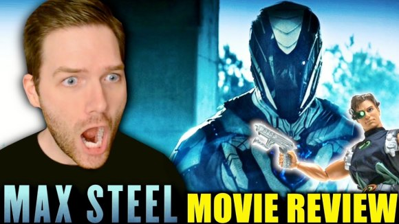 Chris Stuckmann - Max steel Movie Review