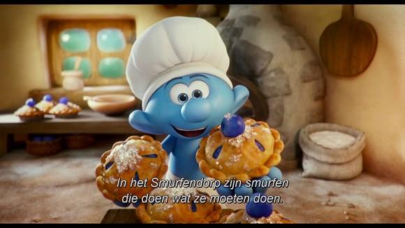 Nostalgische trailer 'Smurfs: The Lost Village'