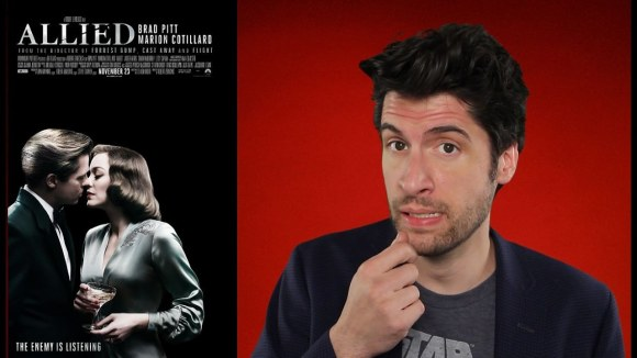 Jeremy Jahns - Allied Movie Review