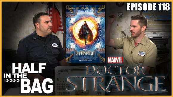 RedLetterMedia - Half in the bag: doctor strange