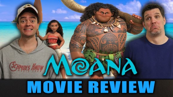 Schmoes Knows - Moana Movie Review