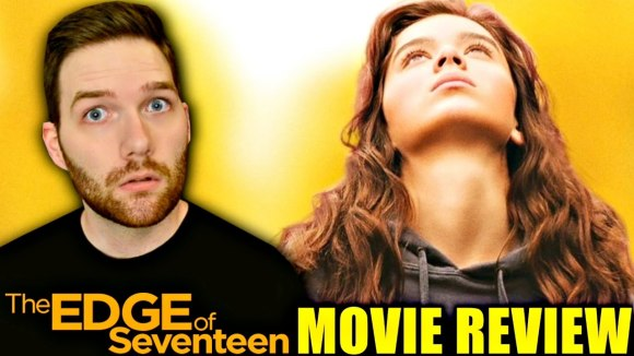 Chris Stuckmann - The edge of seventeen Movie Review
