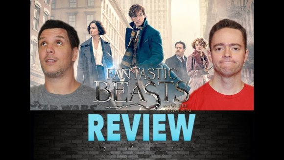 Schmoes Knows - Fantastic beasts & where to find them Movie Review