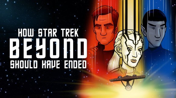 How It Should Have Ended - How star trek beyond should have ended