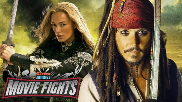 ScreenJunkies - How to fix pirates of the caribbean - movie fights!!