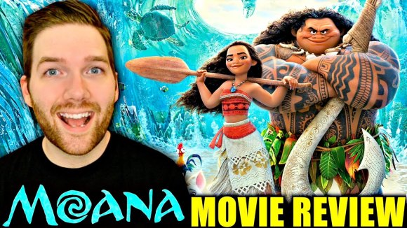 Chris Stuckmann - Moana - Movie Review