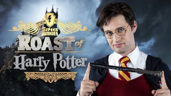 ScreenJunkies - The roast of harry potter!