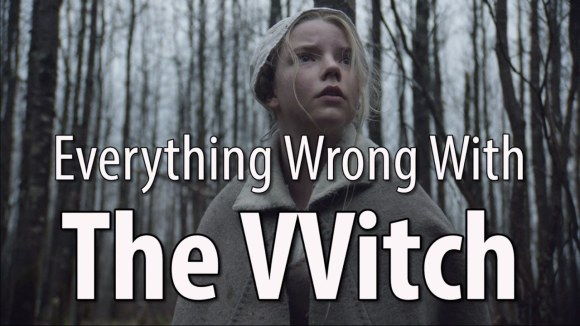 CinemaSins - Everything wrong with the witch in 12 minutes or less