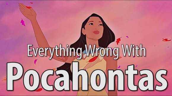 CinemaSins - Everything wrong with pocahontas in 11 minutes or less