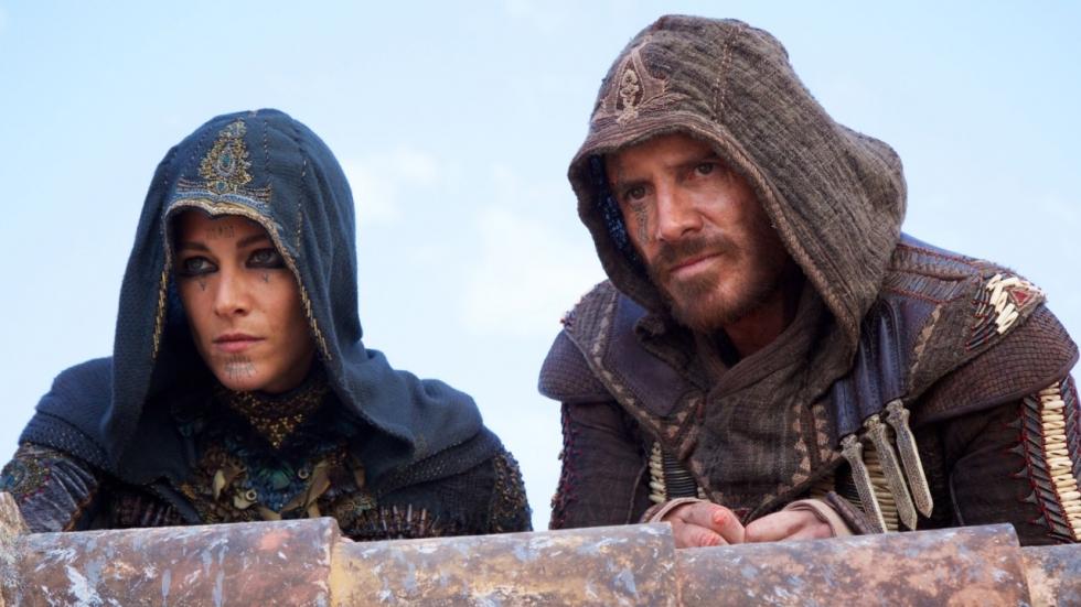 Nieuwe beelden in tv-spot 'Assassin's Creed'