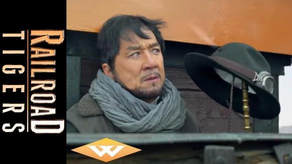 Trailers 'Railroad Tigers', de nieuwste Jackie Chan