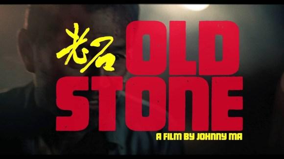 'Old Stone' trailer kaart absurde wet aan