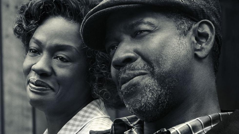Acteergeweld in volledige trailer 'Fenches' met Denzel Washington
