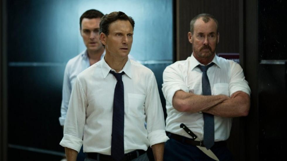 Trailer-tease James Gunns horrorfilm 'The Belko Experiment'