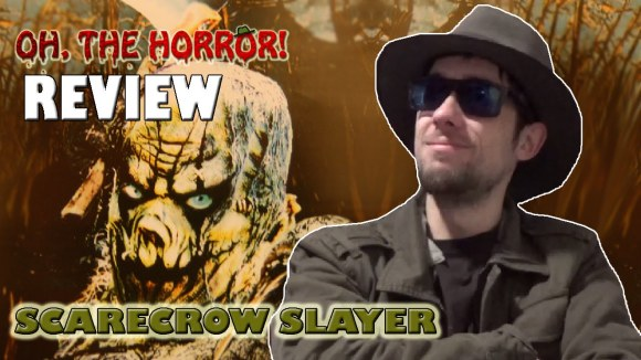 Fedora - Oh, the horror!: scarecrow slayer
