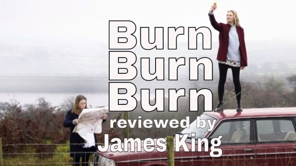 Kremode and Mayo - Burn burn burn reviewed by james king