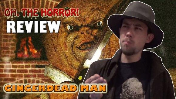 Fedora - Oh, the horror!: gingerdead man