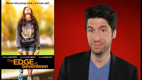 Jeremy Jahns - The edge of seventeen Movie Review