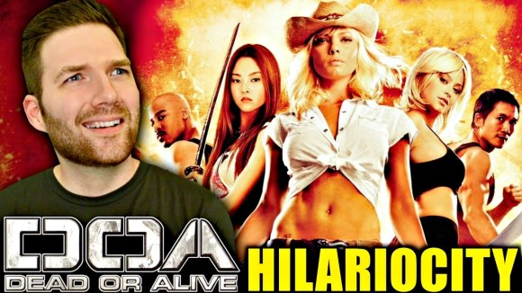 Chris Stuckmann - Doa: dead or alive - hilariocity review