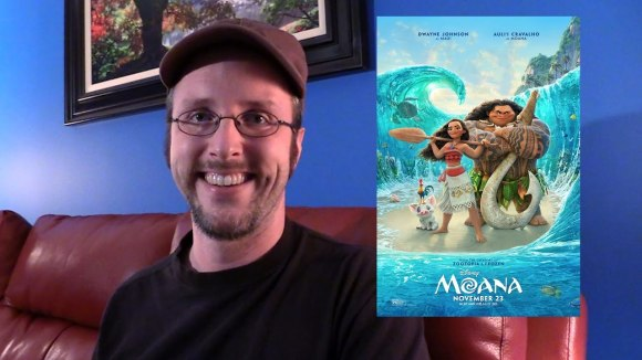 Channel Awesome - Moana Movie Review