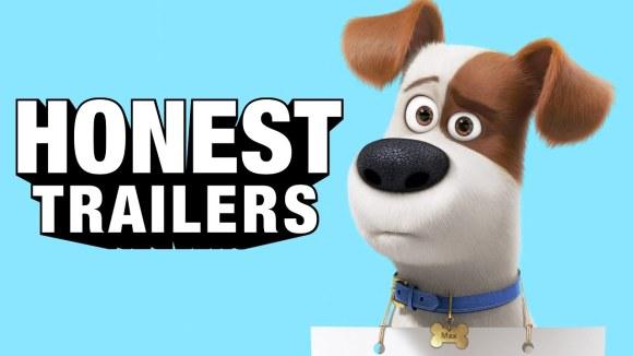 ScreenJunkies - Honest trailers - the secret life of pets