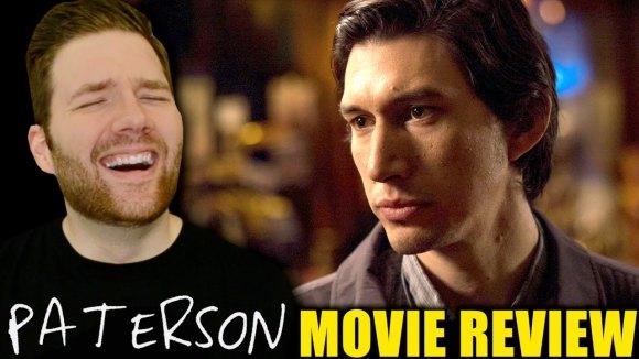 Chris Stuckmann - Paterson Movie Review