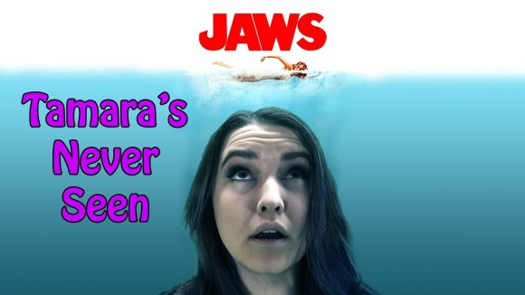Channel Awesome - Jaws  - tamara's never seen