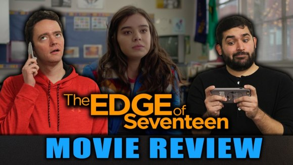 Schmoes Knows - Edge of seventeen Movie Review