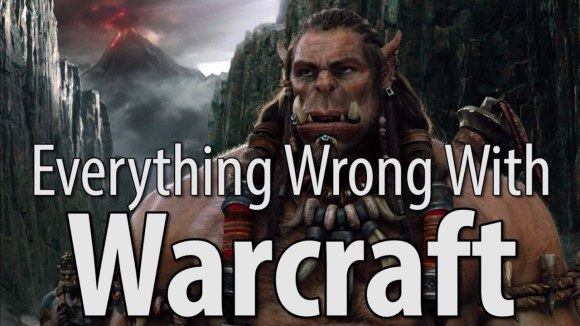 CinemaSins - Everything wrong with warcraft in 16 minutes or less