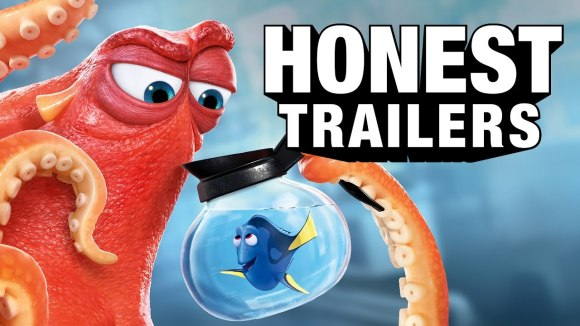 ScreenJunkies - Honest trailers - finding dory