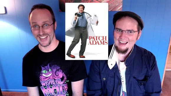 Channel Awesome - Nostalgia critic real thoughts on - patch adams