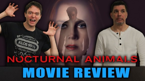 Schmoes Knows - Nocturnal animals Movie Review