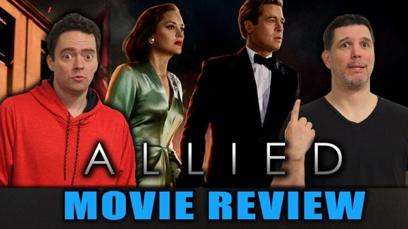 Schmoes Knows - Allied Movie Review