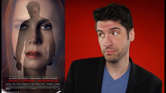 Jeremy Jahns - Nocturnal animals Movie Review