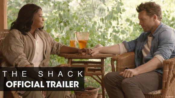 Sam Worthington twijfelt aan zijn geloof in nieuwe trailer 'The Shack'