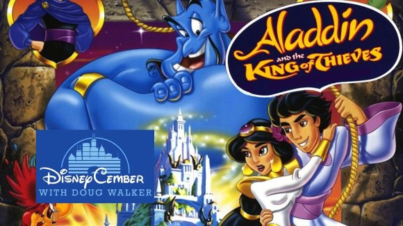 Channel Awesome - Aladdin and the king of thieves - disneycember