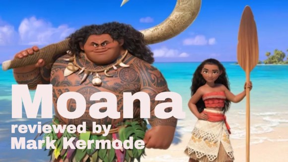 Kremode and Mayo - Moana Movie Review