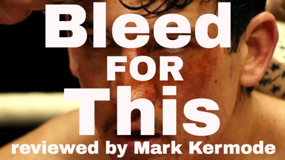 Kremode and Mayo - Bleed for this Movie Review