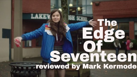 Kremode and Mayo - The edge of seventeen Movie Review