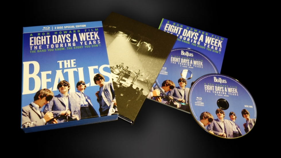 Blu-Ray Review: The Beatles: Eight Days A Week - The Touring Years