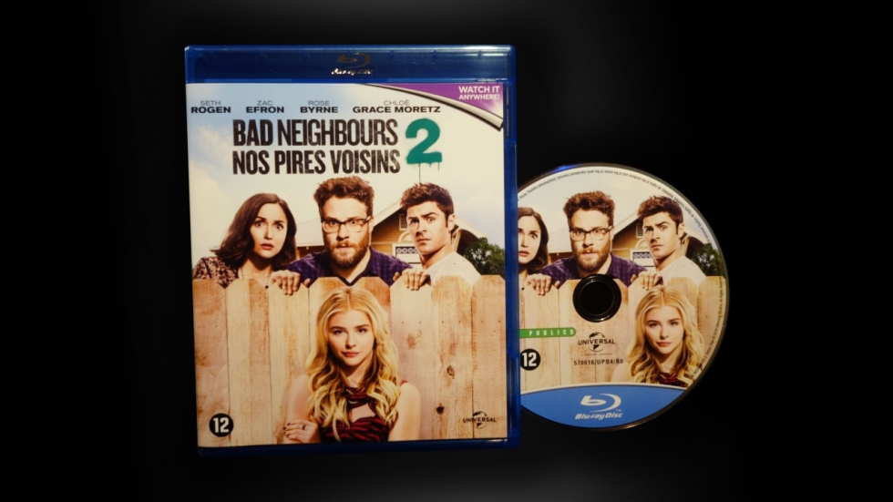 Blu-Ray Review: Bad Neighbours 2