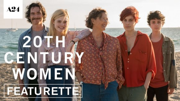 Nieuwe featurette '20th Century Women'