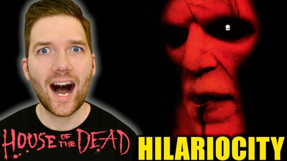 Chris Stuckmann - House of the dead hilariocity review