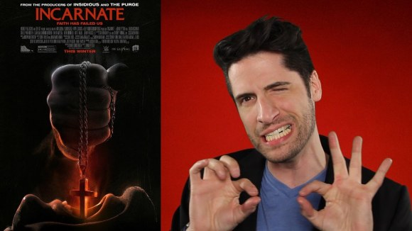 Jeremy Jahns - Incarnate Movie Review