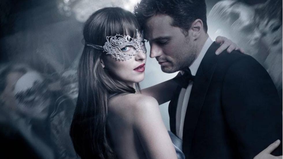 Nieuwe erotische trailer 'Fifty Shades Darker'