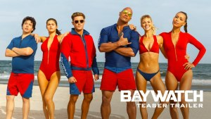 Baywatch (2017) video/trailer