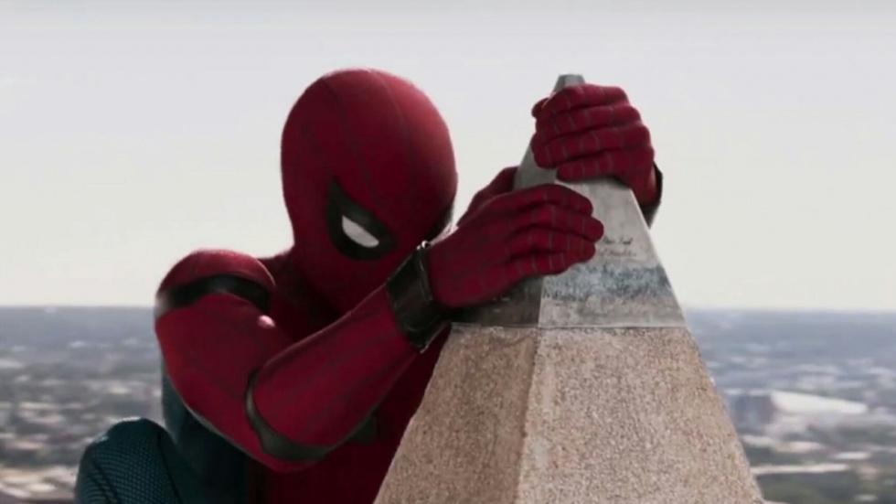 Vulture en Iron Man in eerste trailer 'Spider-Man: Homecoming'!