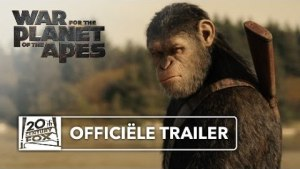 War for the Planet of the Apes (2017) video/trailer