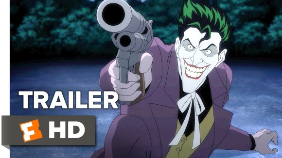 Batman: The Killing Joke - Official Teaser